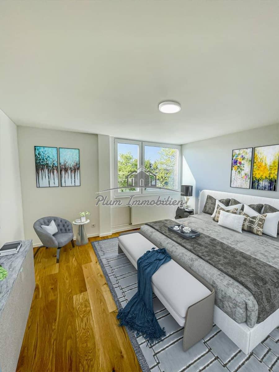 Schlafzimmer 2 - Home Staging