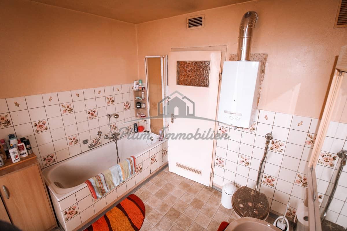 erstes Badezimmer Obergeschoss