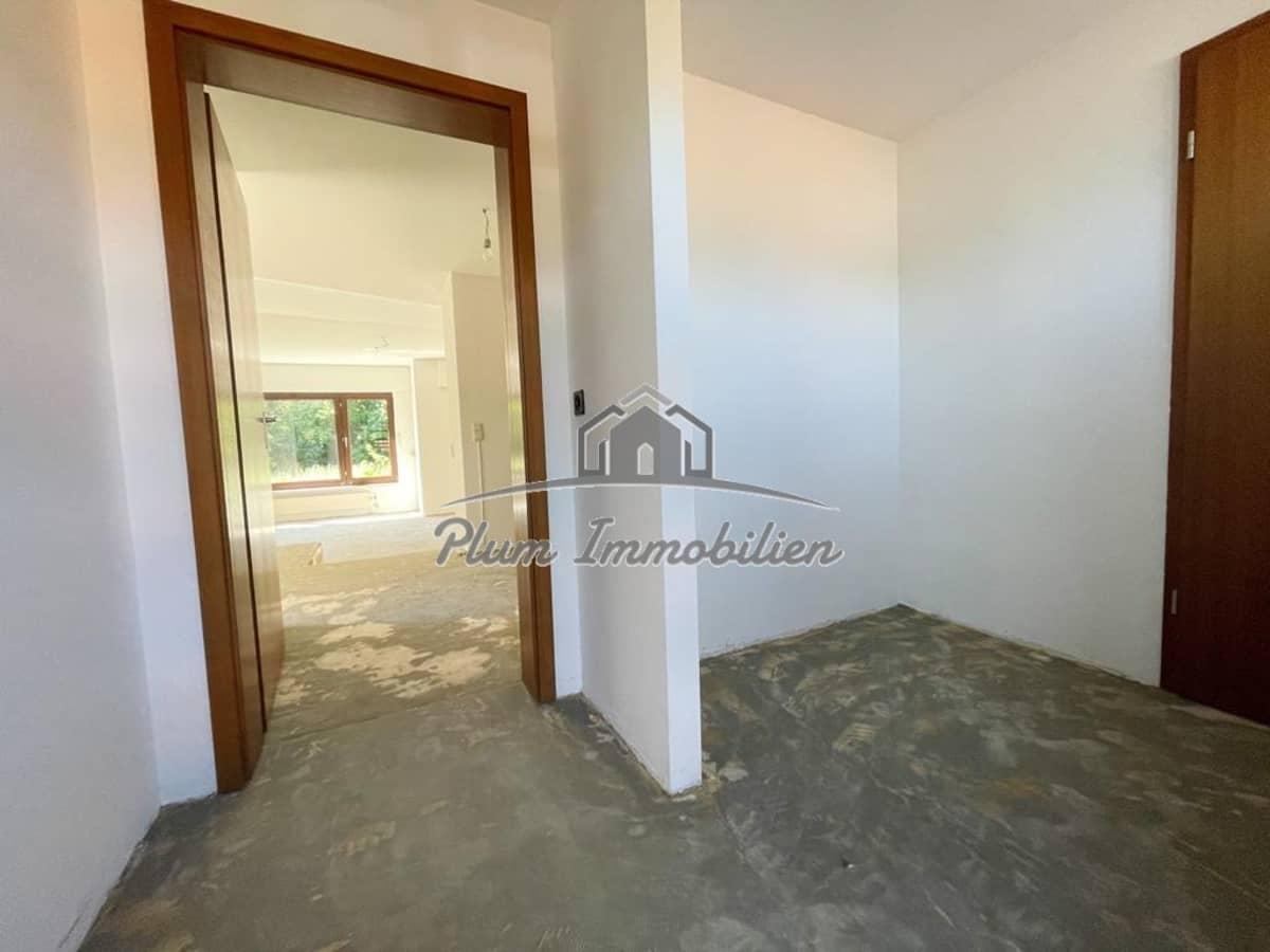 Eingangsbereich mit Blick Gard.-Nische