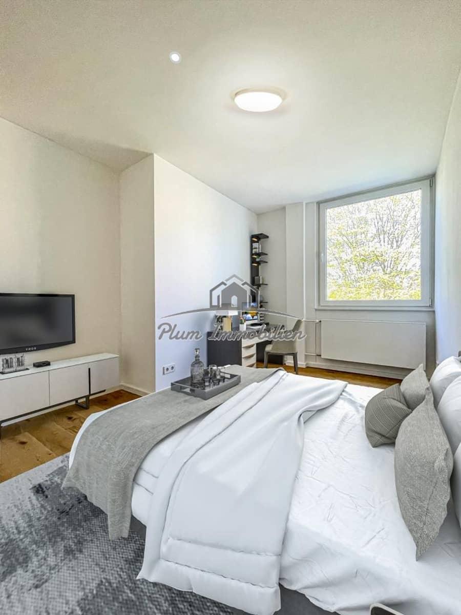 Schlafzimmer - Home Staging