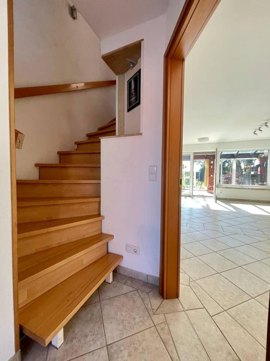 Diele & Treppenaufgang