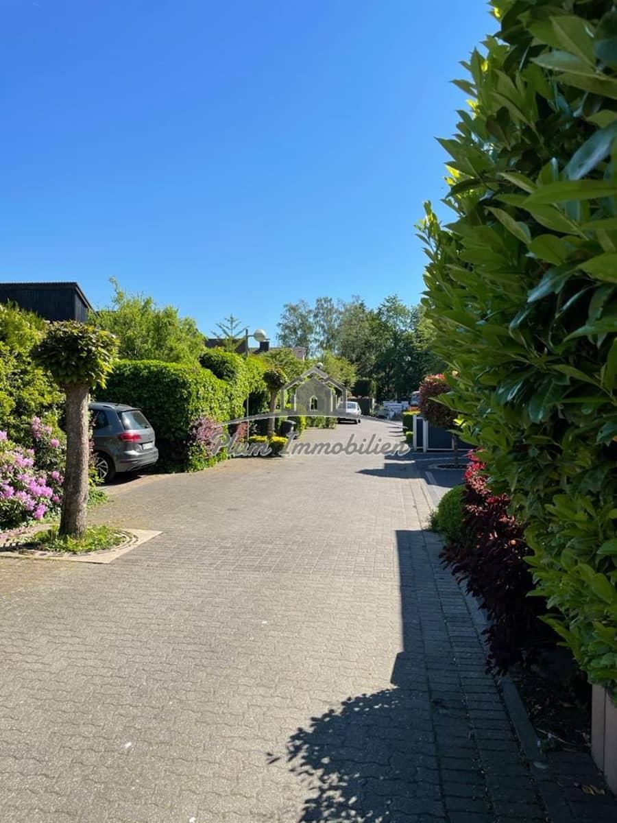 ruhige Anliegerstraße
